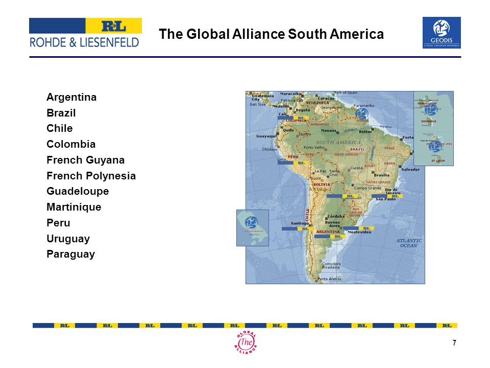 The Global Alliance South America