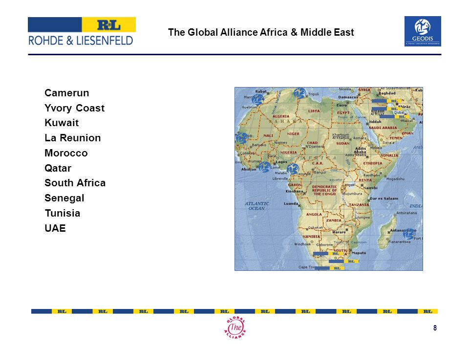 The Global Alliance Africa & Middle East