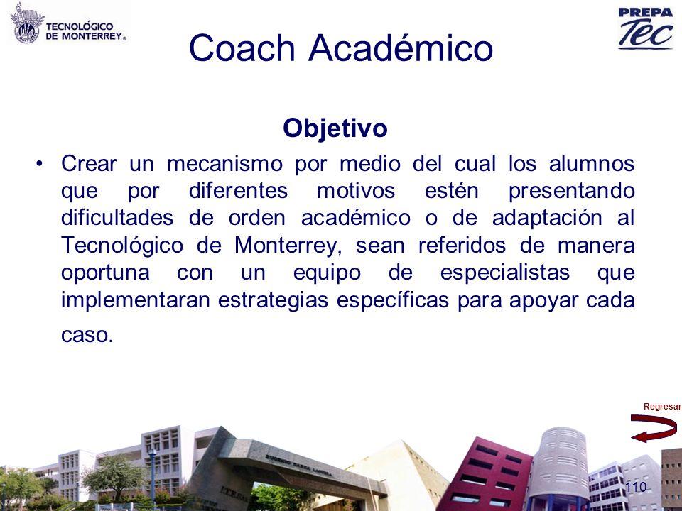 Coach Académico Objetivo
