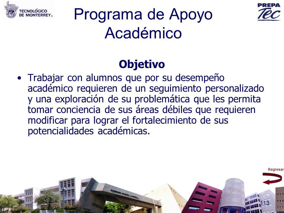 Programa de Apoyo Académico