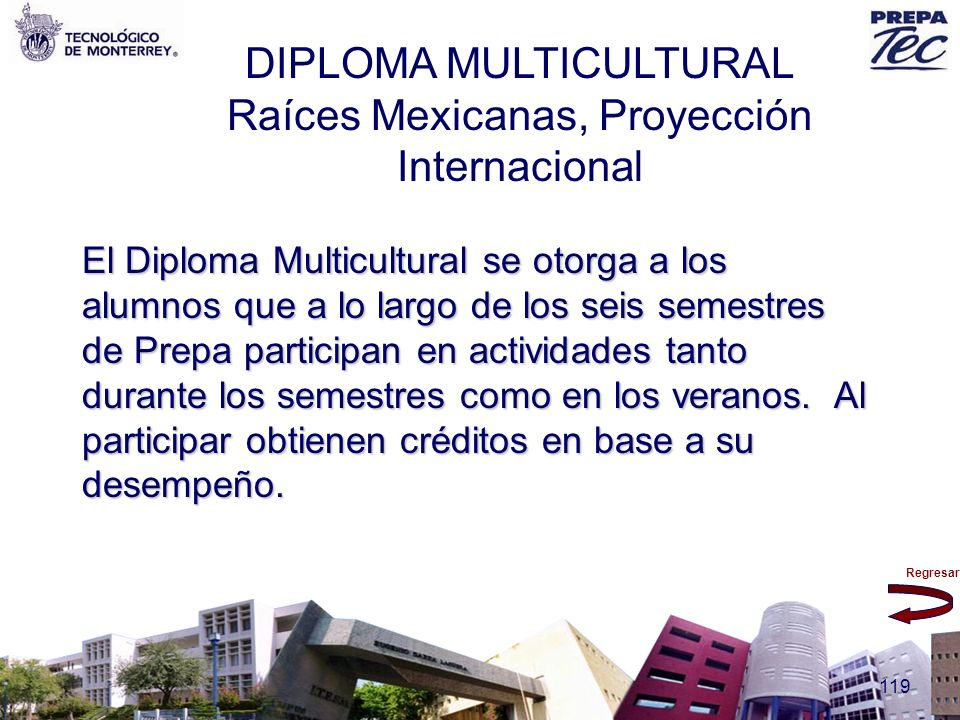 DIPLOMA MULTICULTURAL Raíces Mexicanas, Proyección Internacional