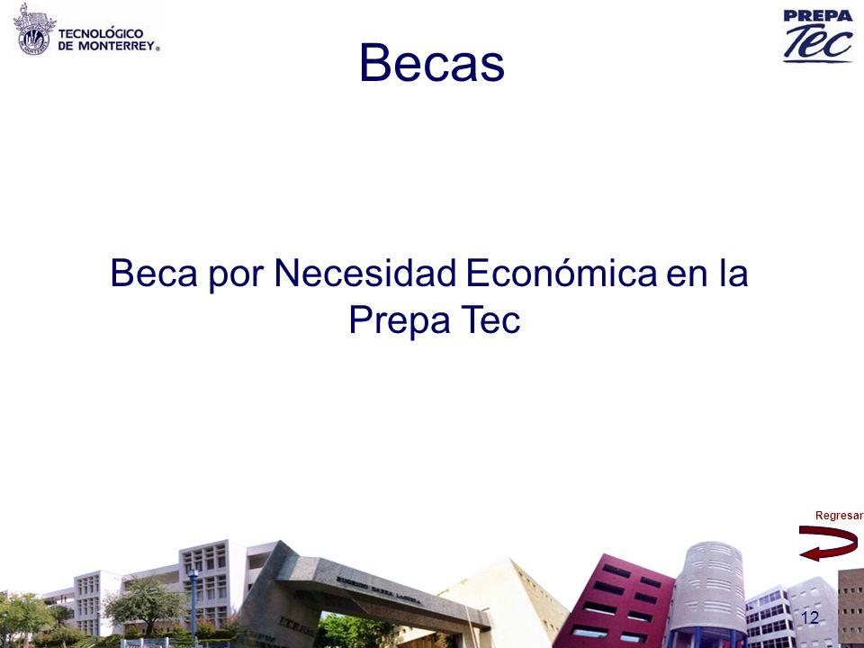 Beca por Necesidad Económica en la