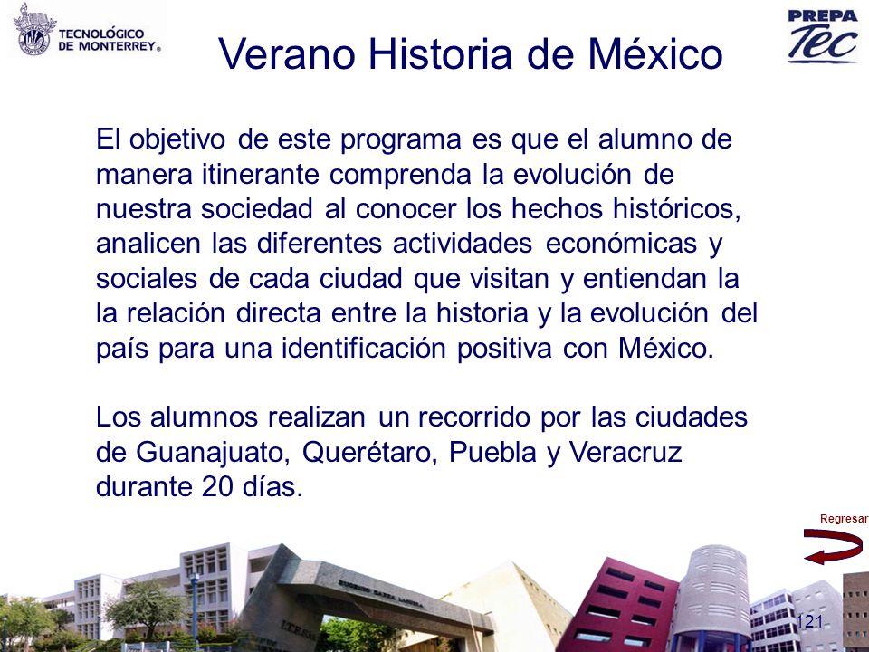 Verano Historia de México