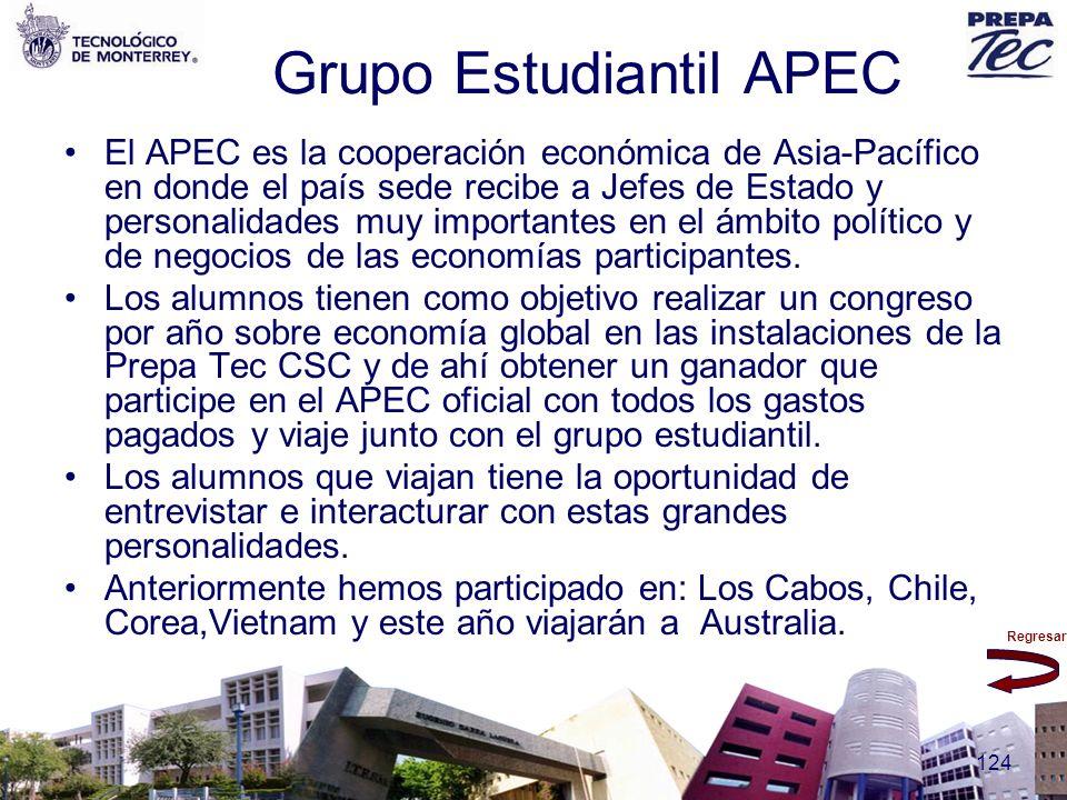 Grupo Estudiantil APEC