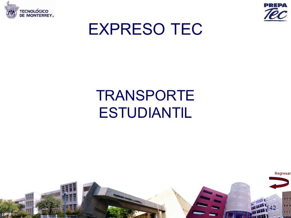 TRANSPORTE ESTUDIANTIL