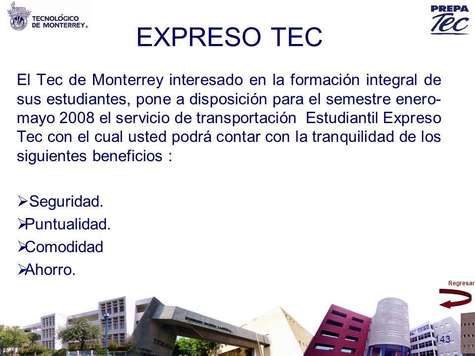 EXPRESO TEC