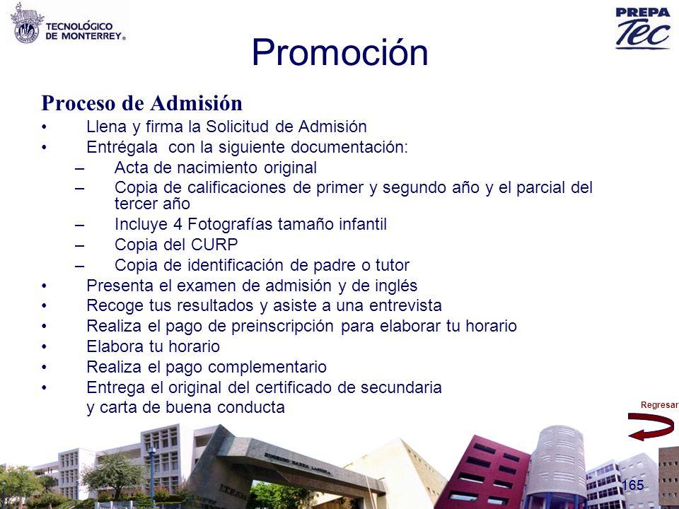 Promoción Proceso de Admisión Llena y firma la Solicitud de Admisión