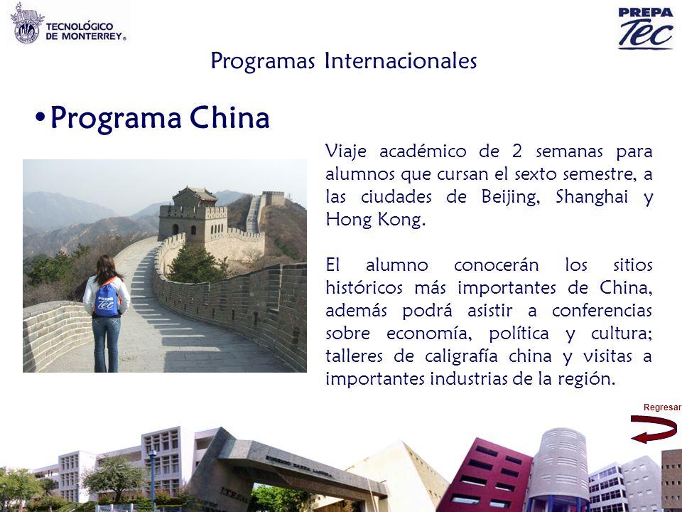 Programas Internacionales