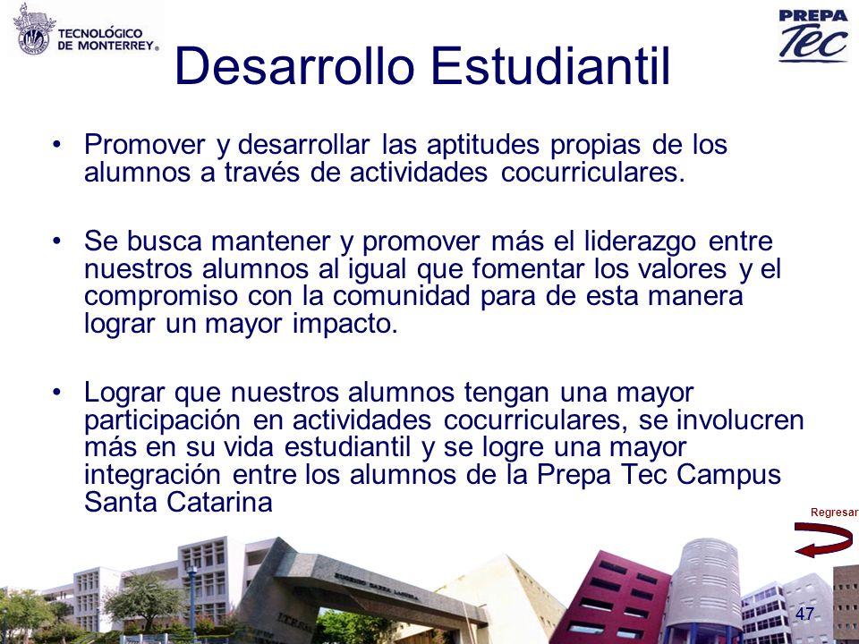 Desarrollo Estudiantil