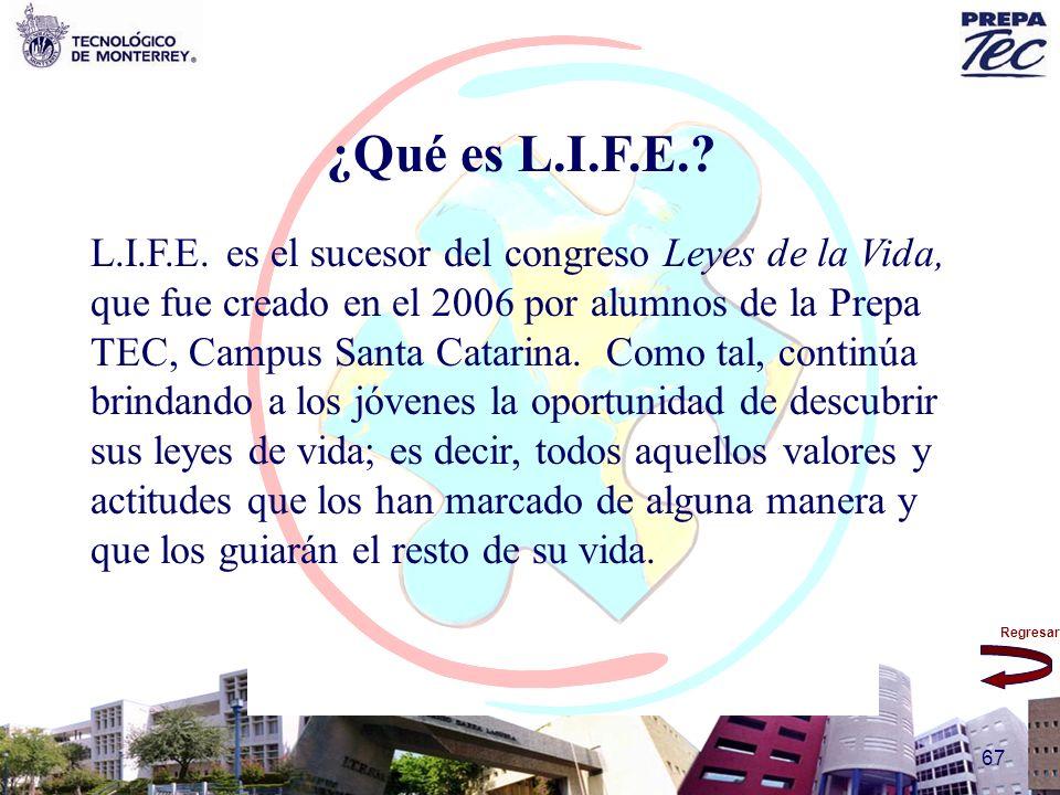 ¿Qué es L.I.F.E.