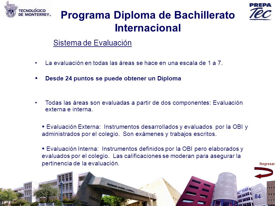 Programa Diploma de Bachillerato Internacional