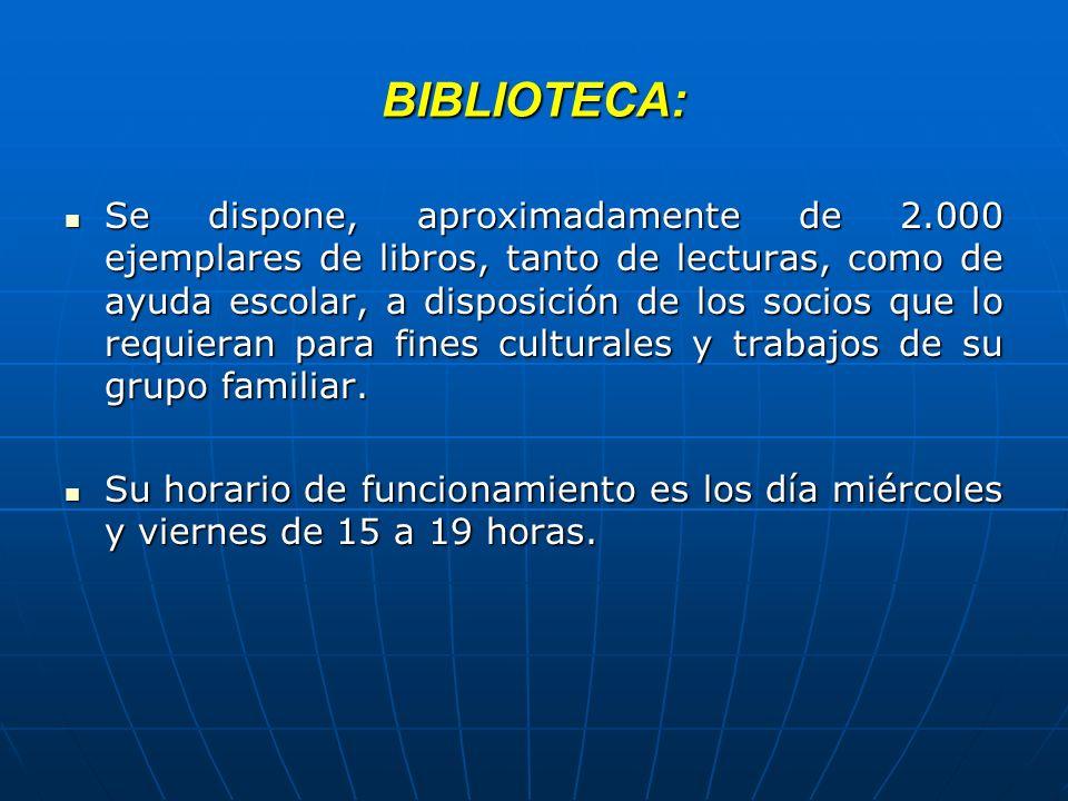 BIBLIOTECA: