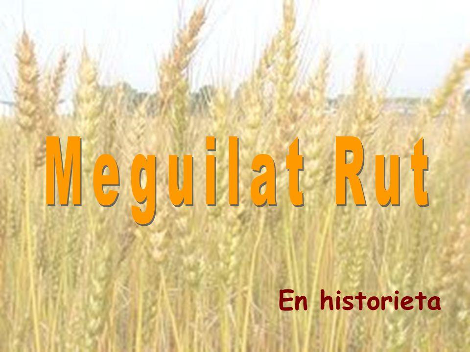 Meguilat Rut En historieta