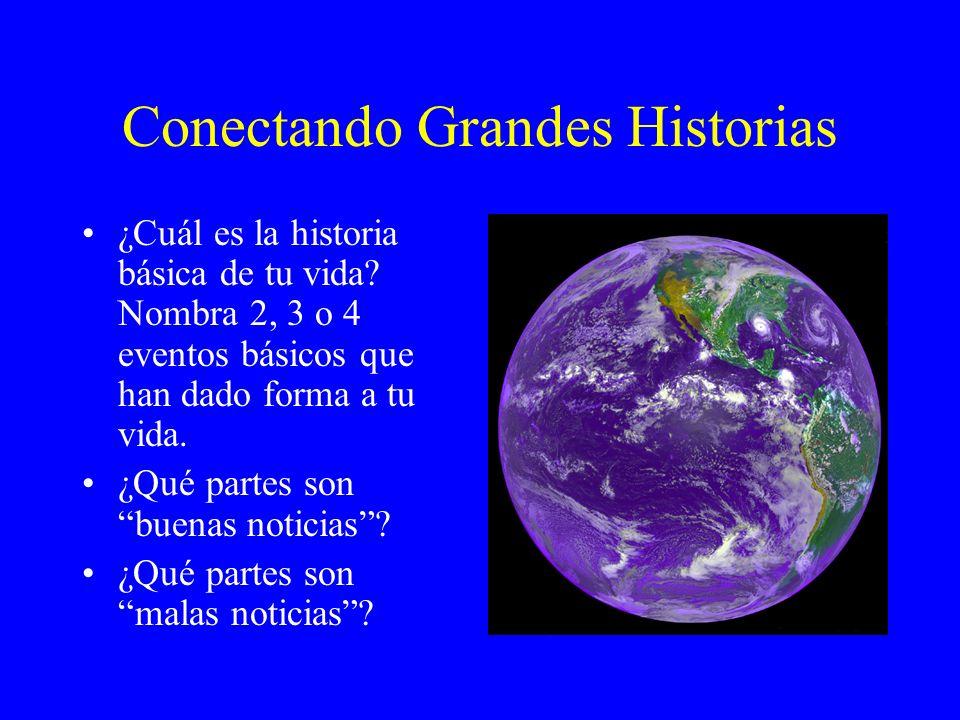 Conectando Grandes Historias