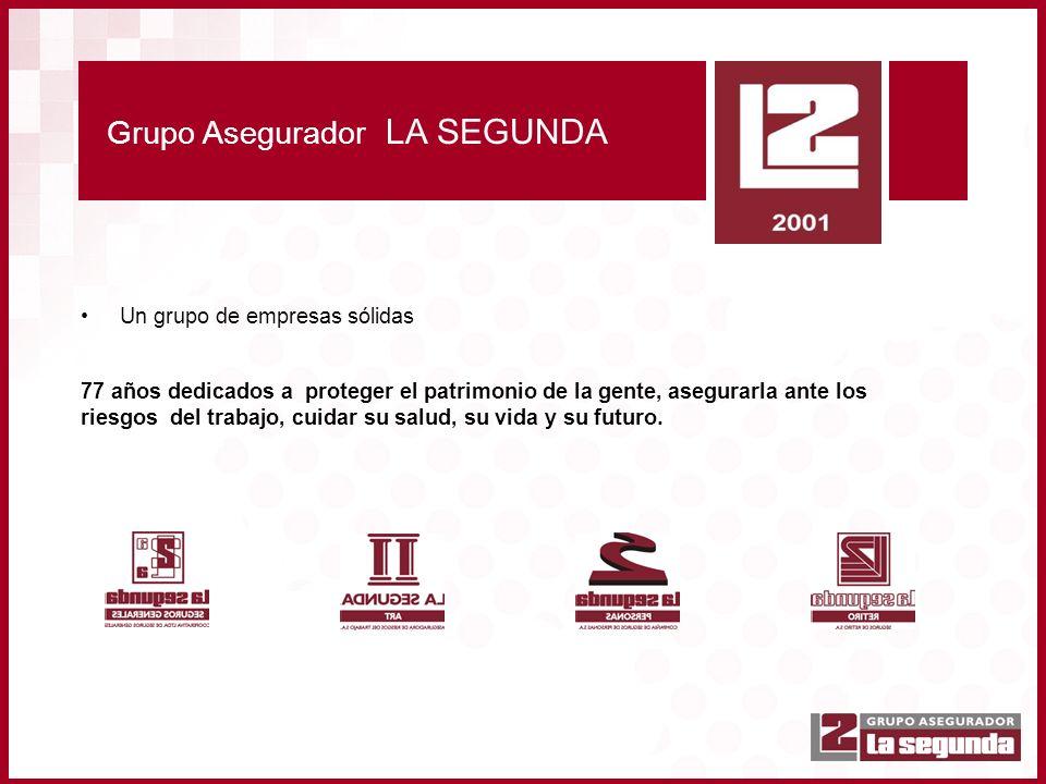Grupo Asegurador LA SEGUNDA