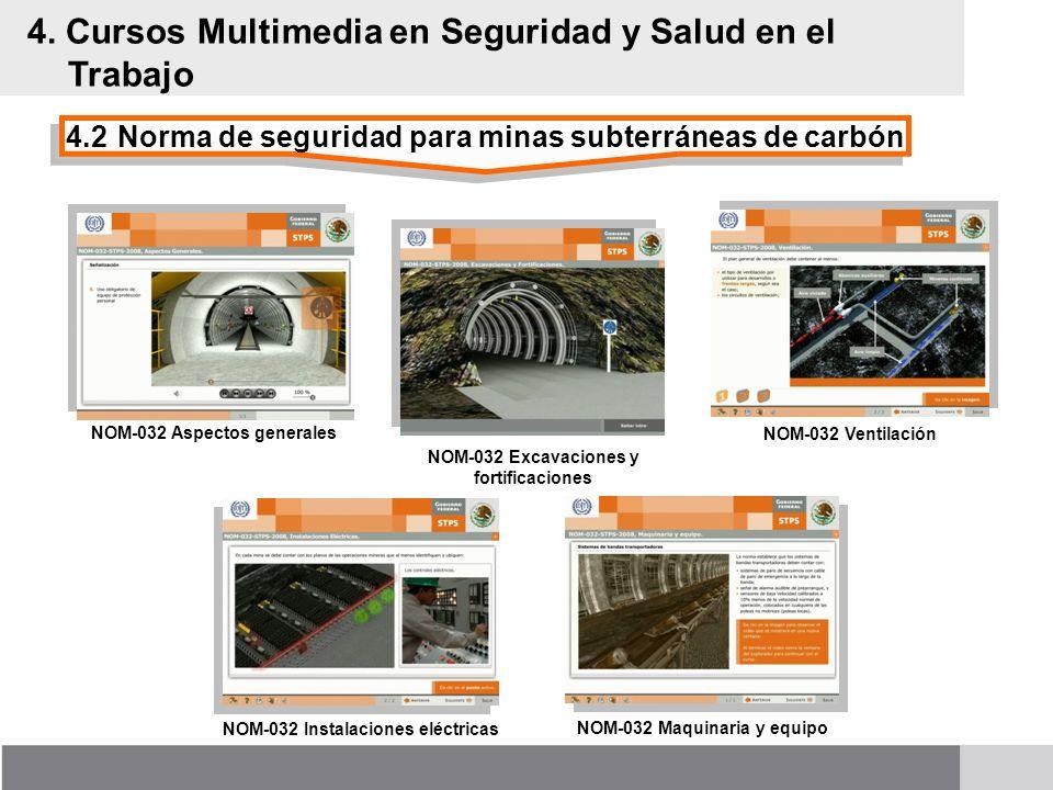 4. Cursos Multimedia en Seguridad y Salud en el Trabajo
