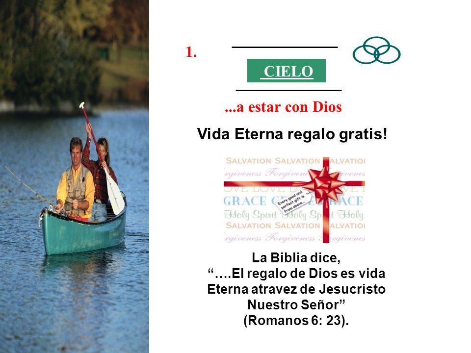 Vida Eterna regalo gratis!