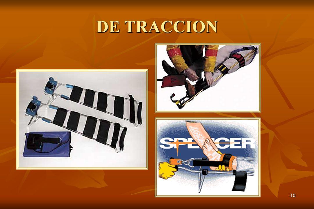 DE TRACCION