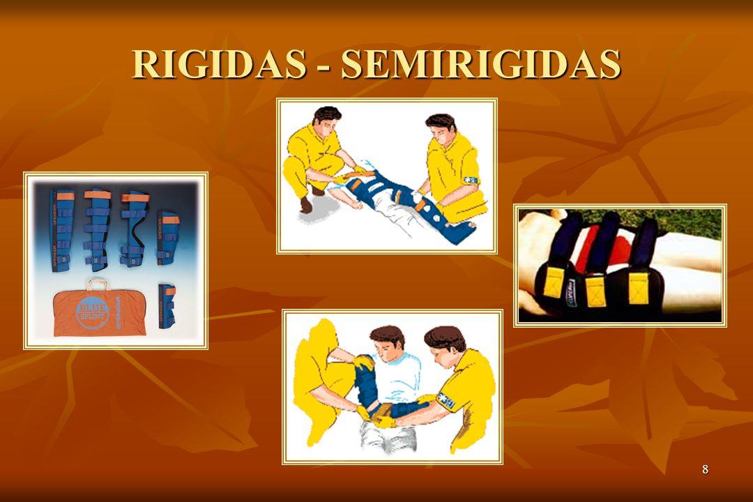 RIGIDAS - SEMIRIGIDAS