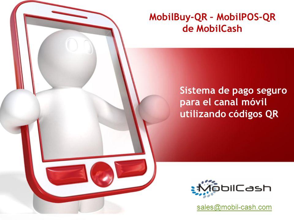 MobilBuy-QR – MobilPOS-QR de MobilCash