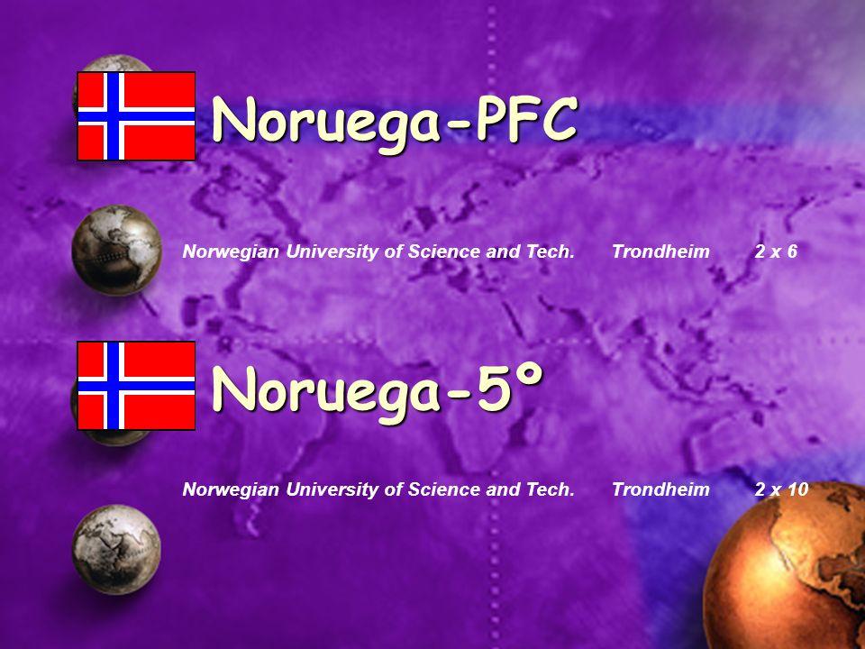Noruega-PFC Noruega-5º