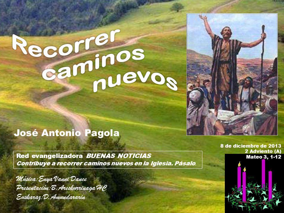 José Antonio Pagola Música:Enya Vanni Dance