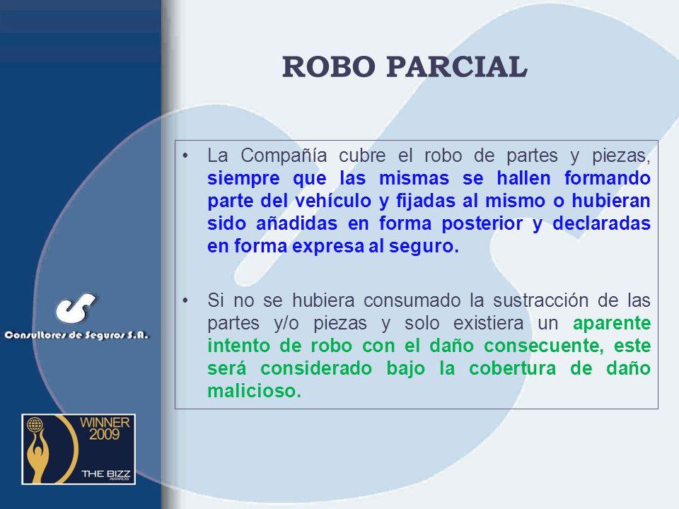ROBO PARCIAL