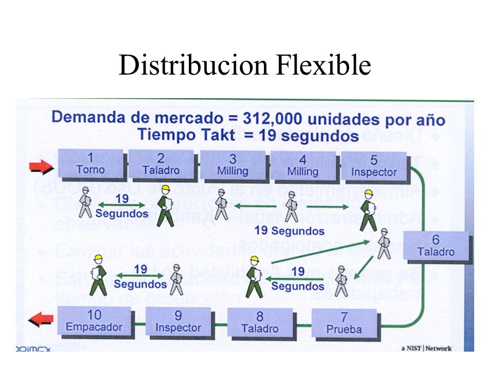 Distribucion Flexible
