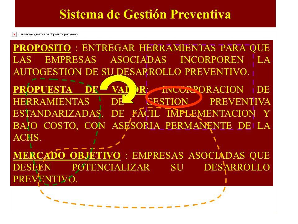 SISTEMAS DE GESTION PREVENTIVA