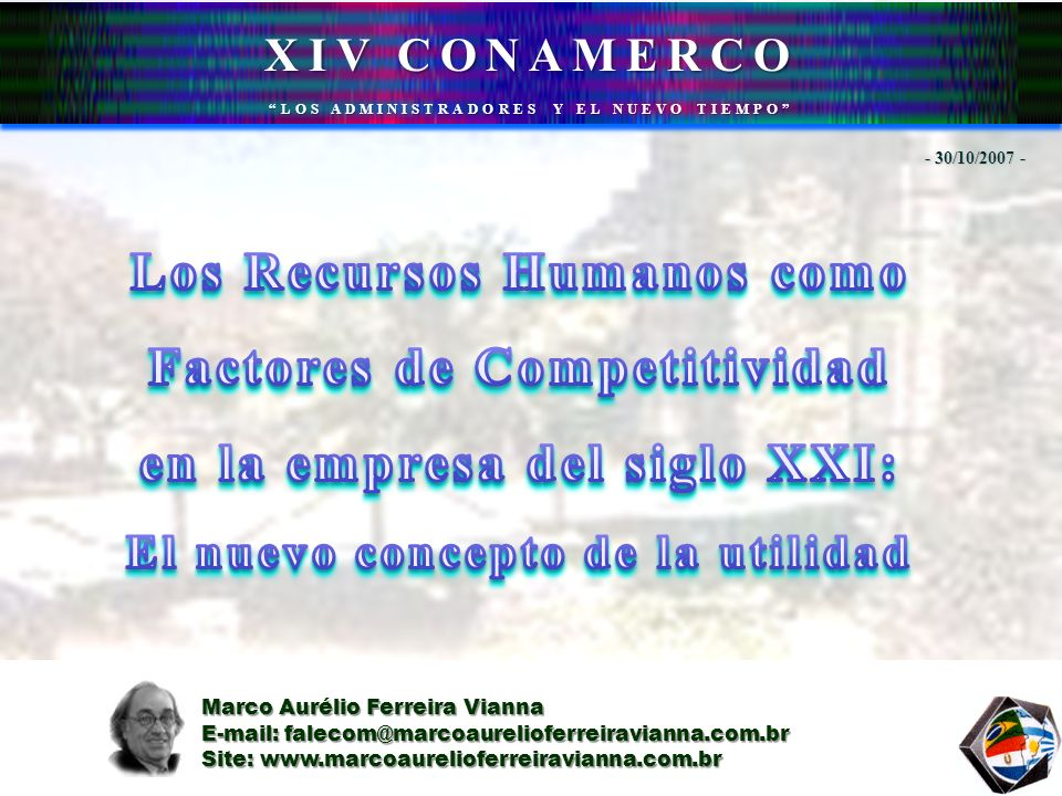 Los Recursos Humanos como Factores de Competitividad