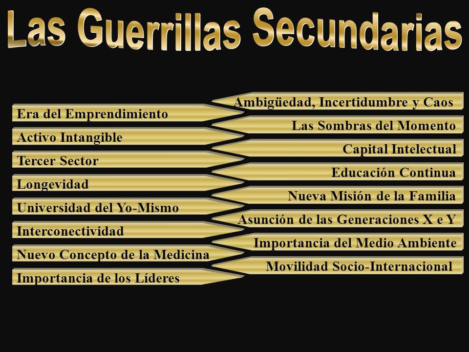 Las Guerrillas Secundarias