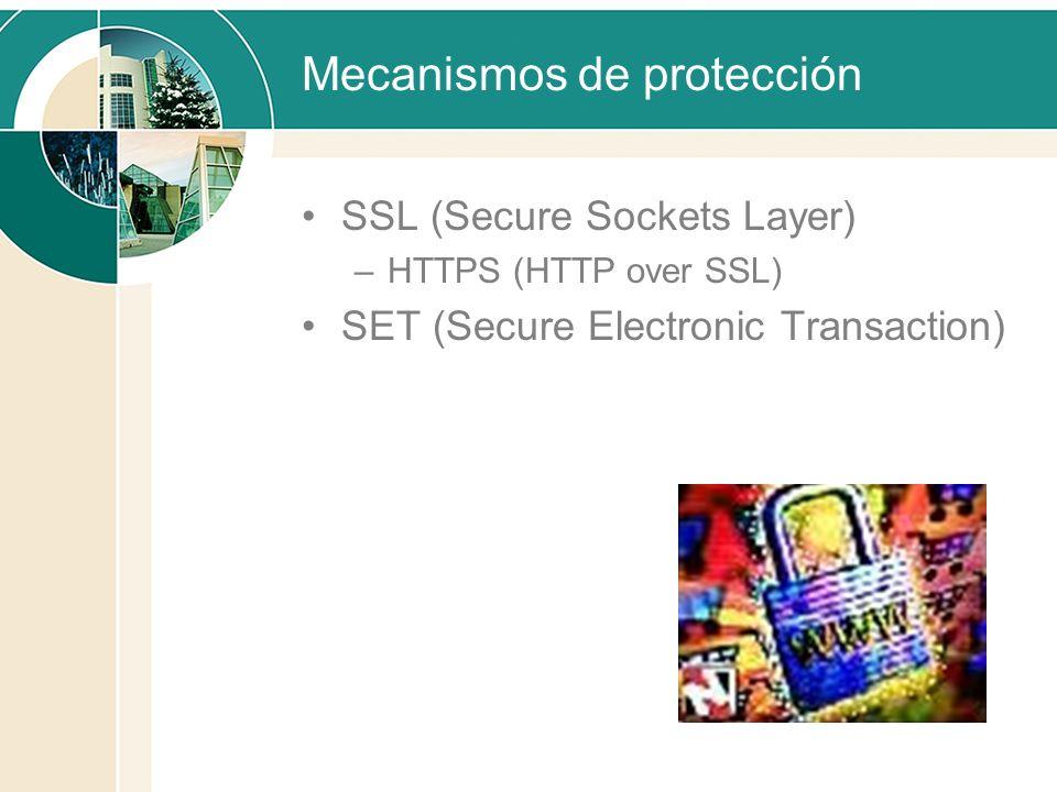 Mecanismos de protección