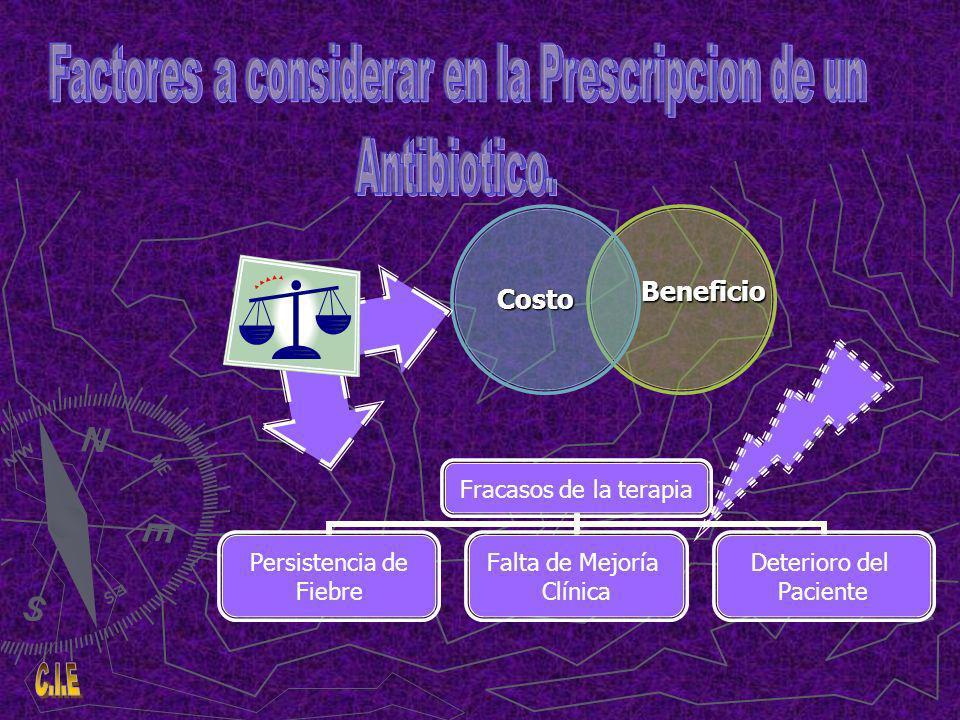 Factores a considerar en la Prescripcion de un