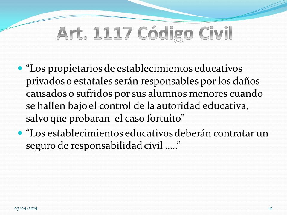 Art. 1117 Código Civil