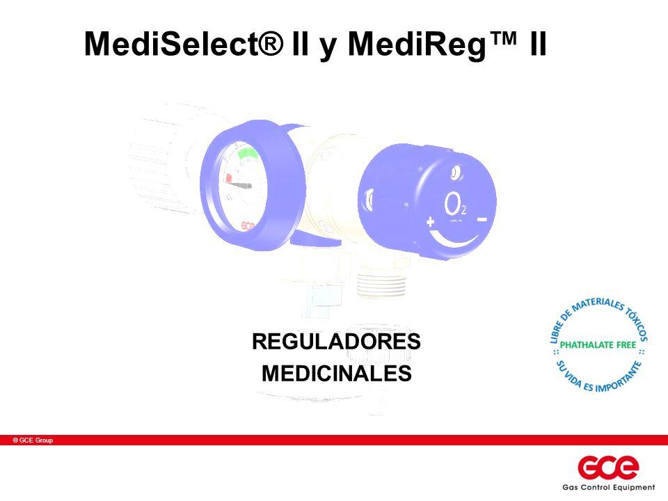 MediSelect® II y MediReg™ II REGULADORES MEDICINALES