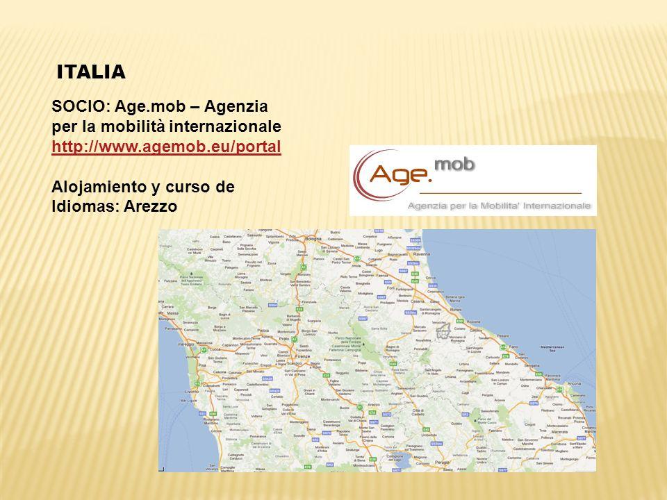 ITALIA SOCIO: Age.mob – Agenzia per la mobilità internazionale