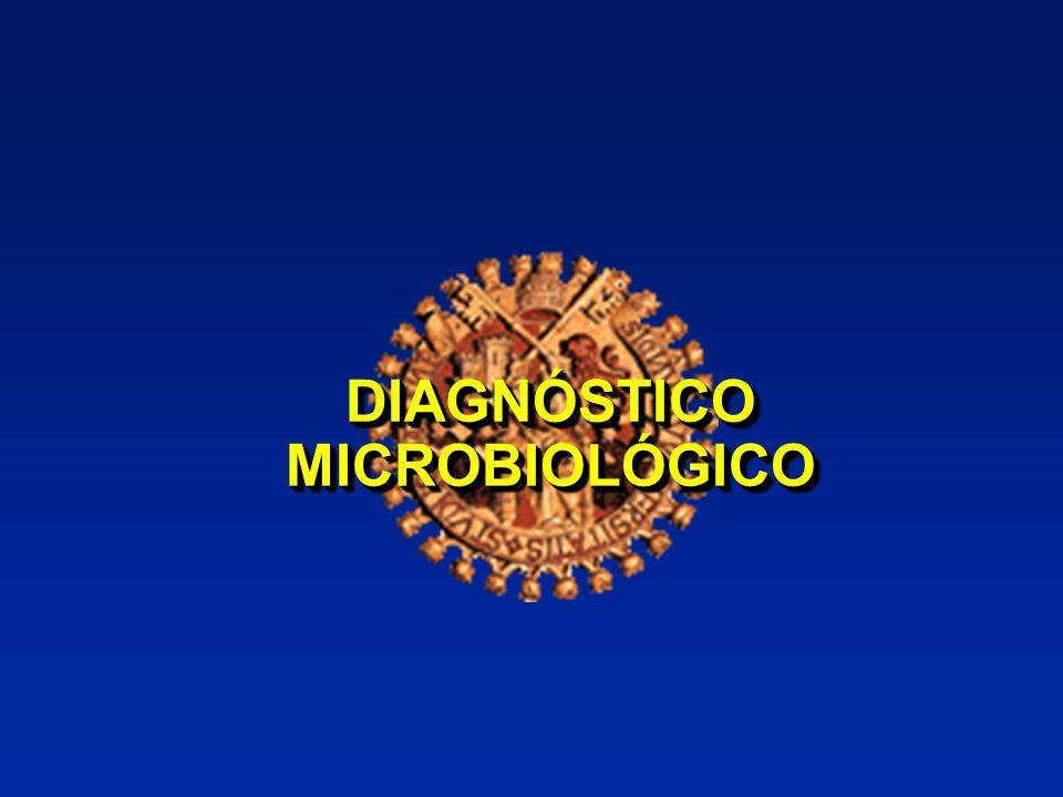DIAGNÓSTICO MICROBIOLÓGICO