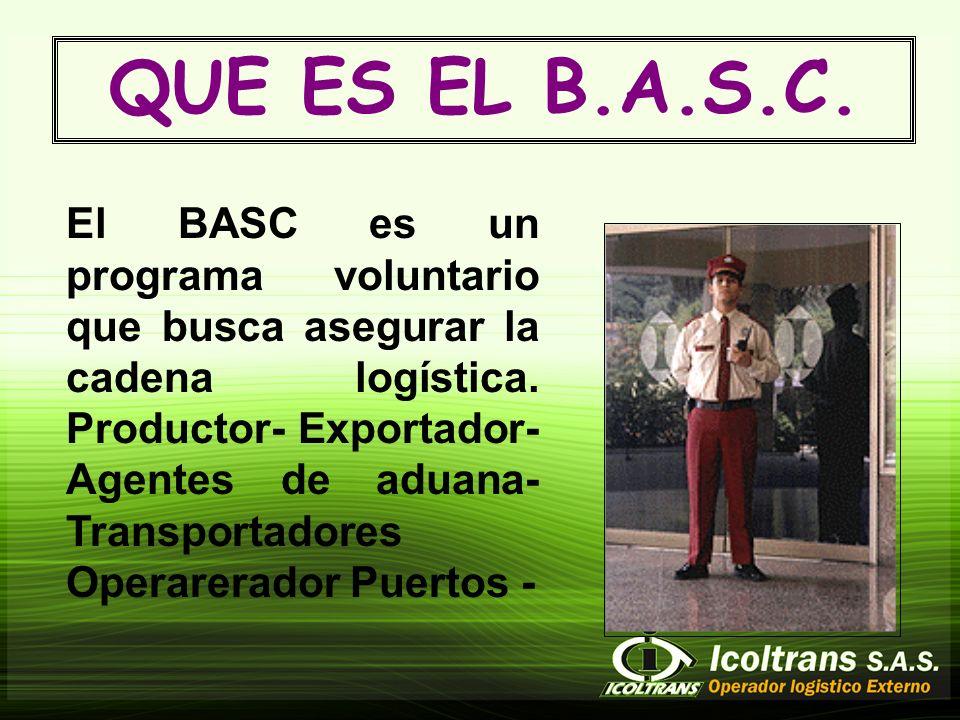 QUE ES EL B.A.S.C.