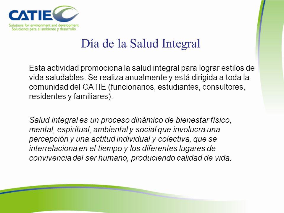 Día de la Salud Integral