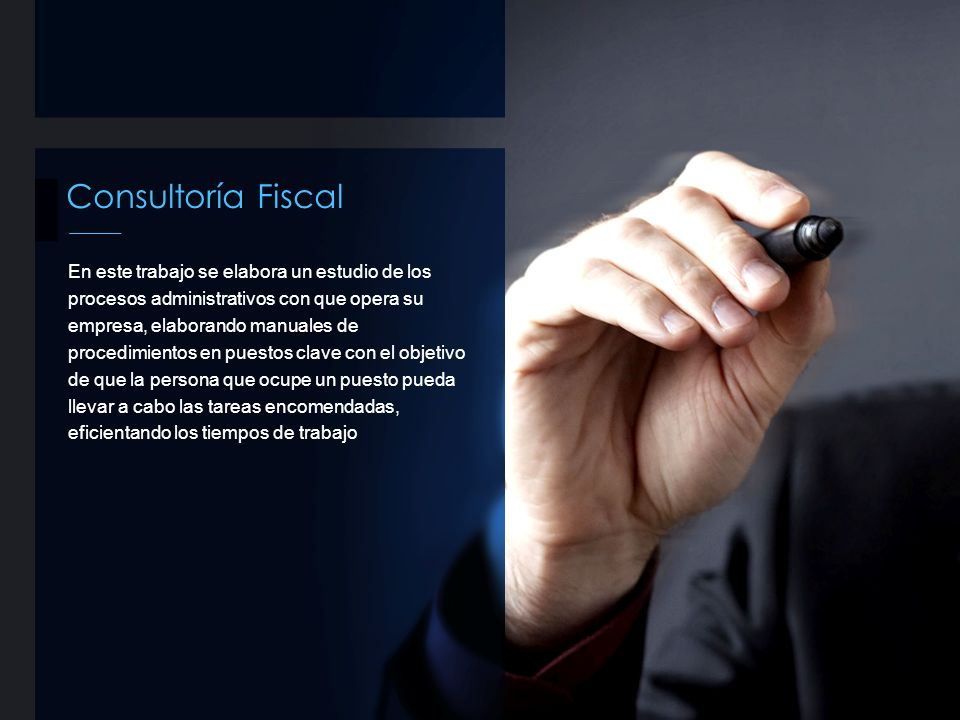 Consultoría Fiscal