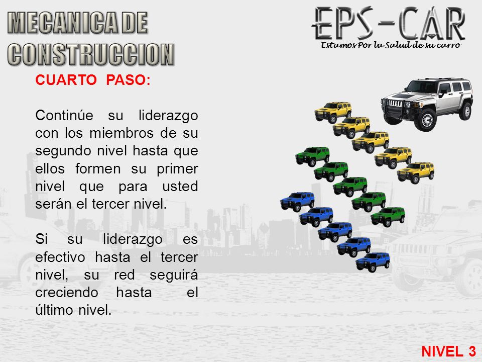 MECANICA DE CONSTRUCCION CUARTO PASO: