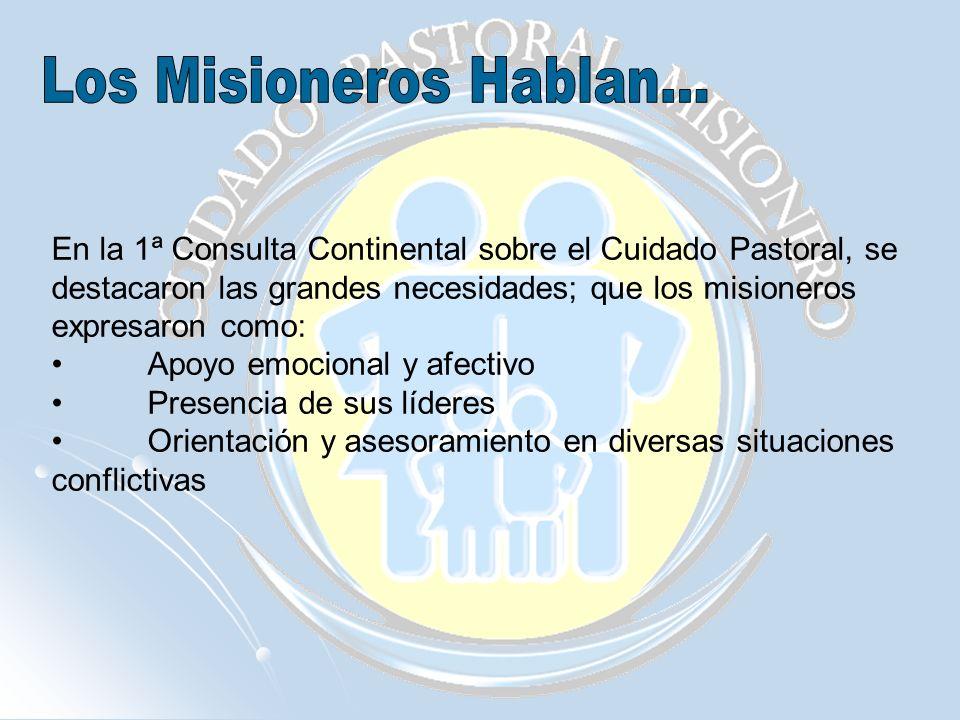 Los Misioneros Hablan...