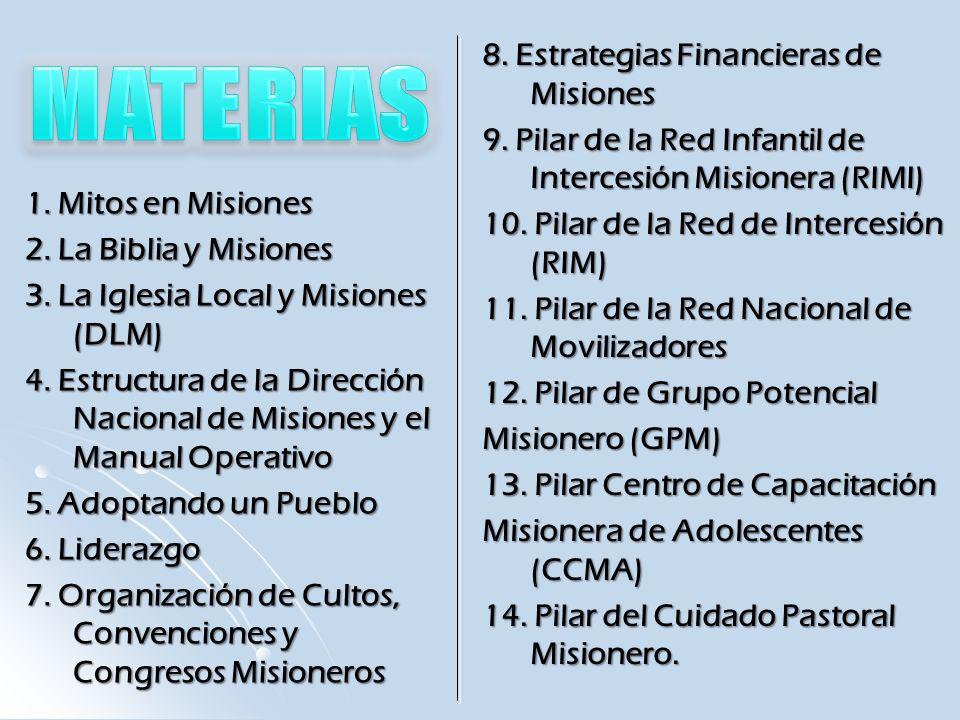 8. Estrategias Financieras de Misiones