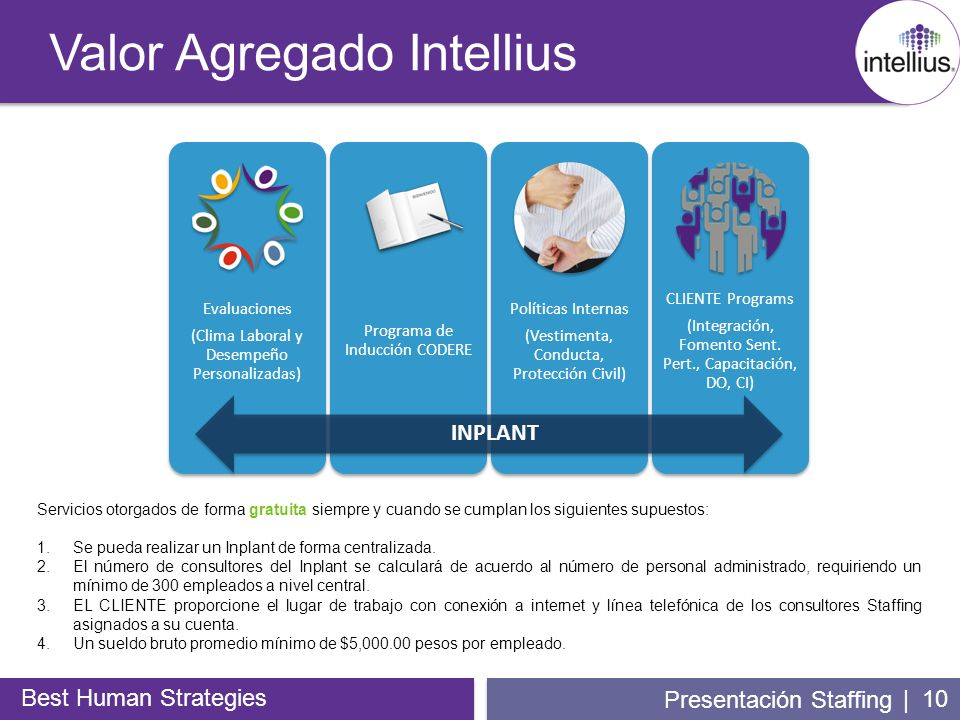 Valor Agregado Intellius