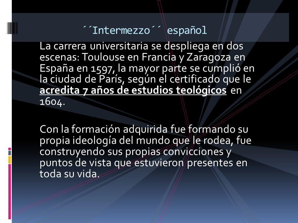 ´´Intermezzo´´ español