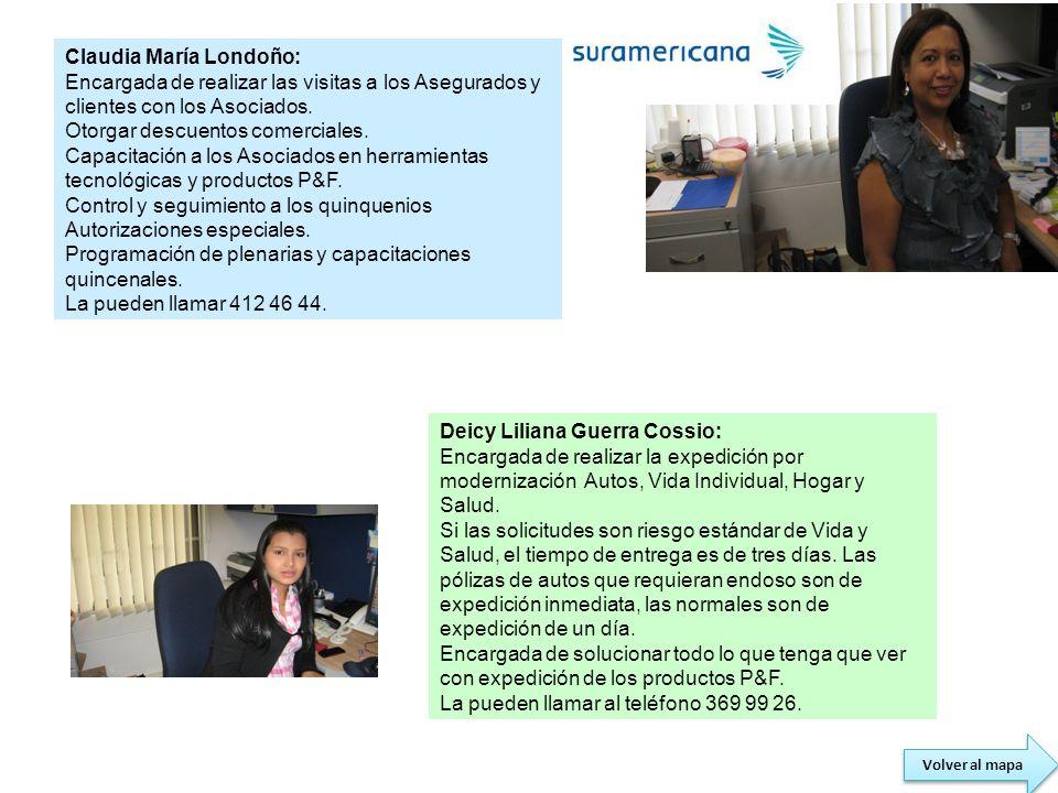 Claudia María Londoño: