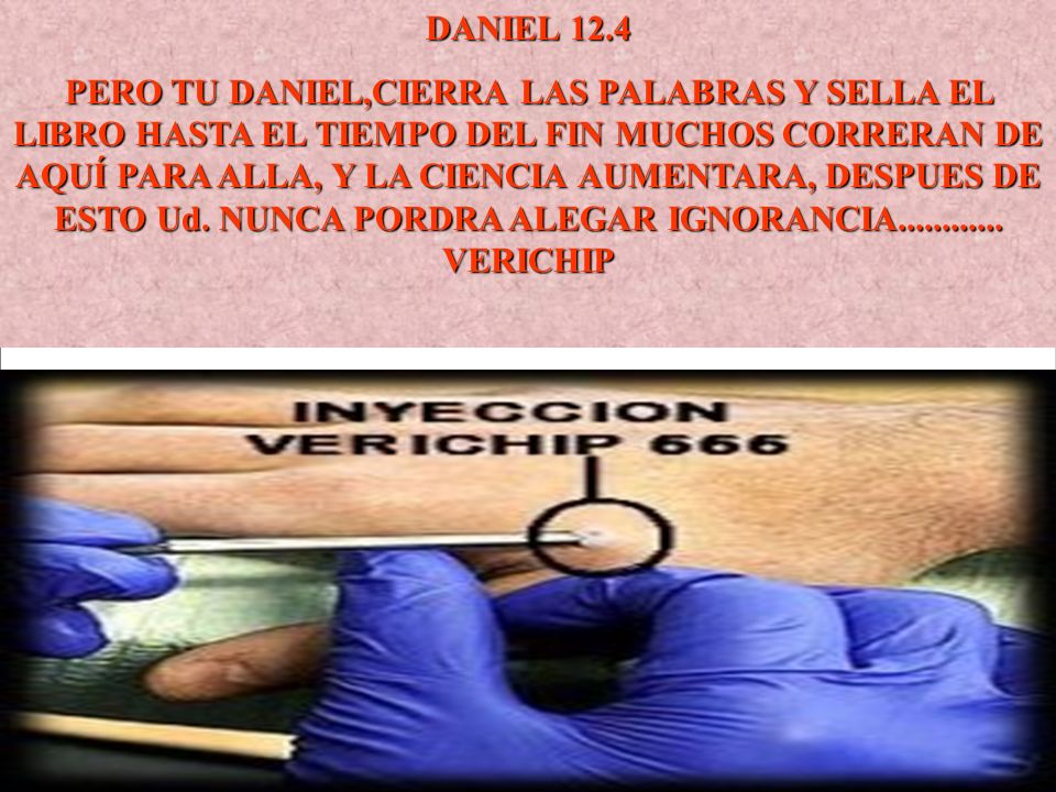 DANIEL 12.4