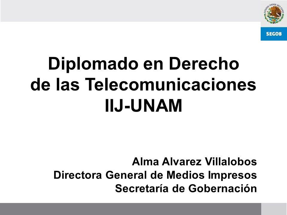de las Telecomunicaciones