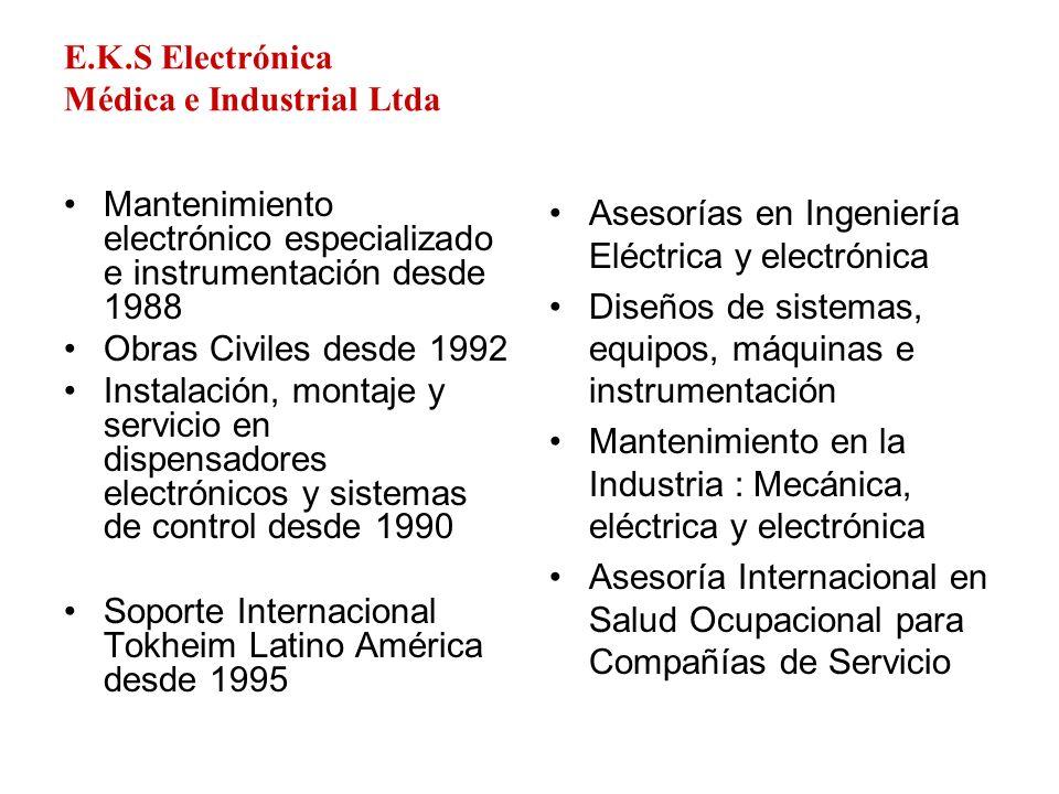 E.K.S Electrónica Médica e Industrial Ltda