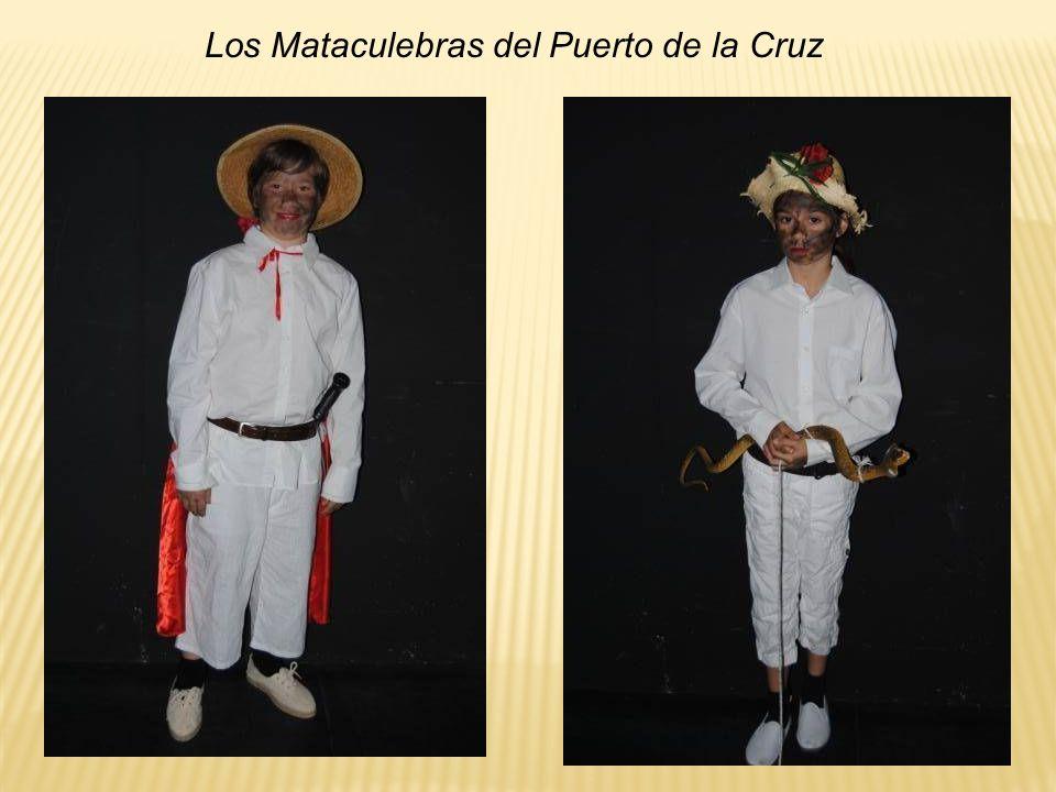 Los Mataculebras del Puerto de la Cruz